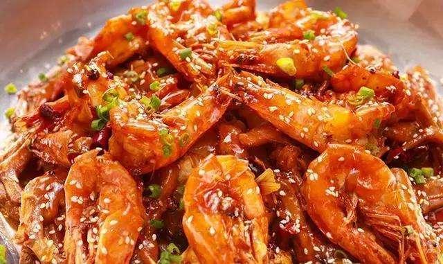 虾的吃法图解,三种大虾吃法,每种都好吃到让你嗦手指,盘它