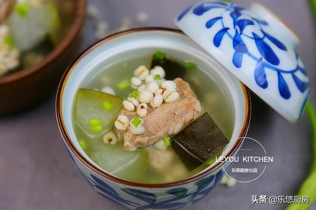 冬瓜汤的做法,6道冬瓜汤做法,简单好做,饭前来一碗,清热消暑,夏天喝刚刚好