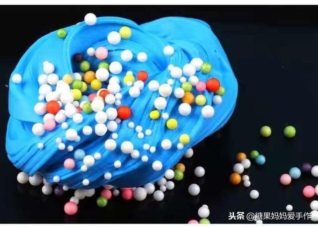 起泡胶怎么做简单,教你5种方法自制起泡胶,越玩越大,太过瘾了!无硼砂手工DIY