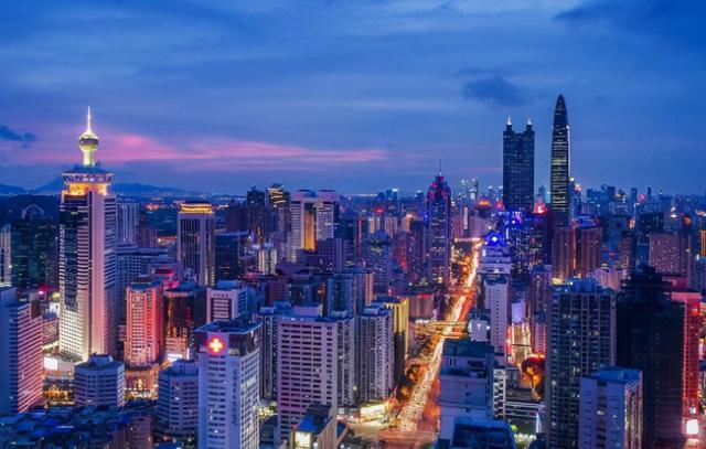 2020年全国城市综合性经济发展竞争能力排名榜