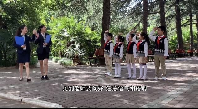 小学生守则,最美童声版《小学生行为守则》刷屏,引无数人点赞