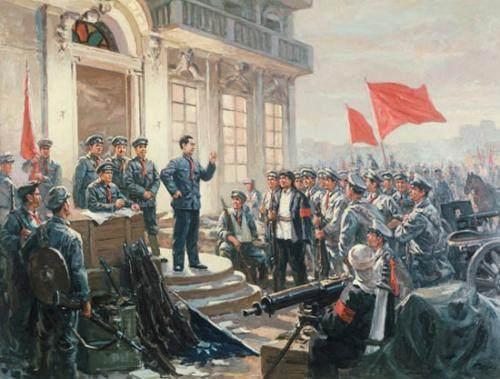南昌起义的意义,南昌起义的历史背景分析 南昌起义经过