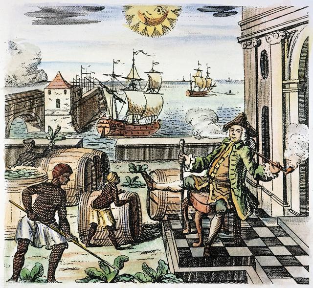 投资基金,投资基金——万恶的殖民统治中诞生