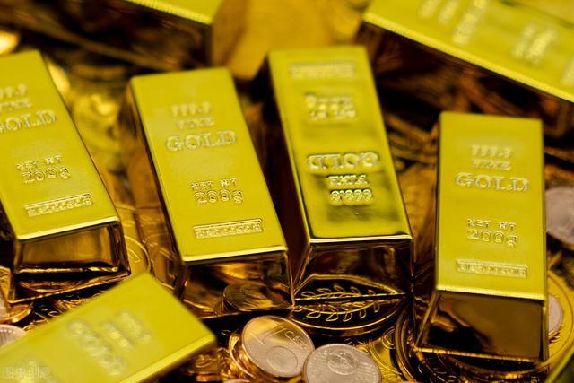 """黄金下跌并不是西方国家寡头垄断市场要来收种一波""""苋菜"""""""
