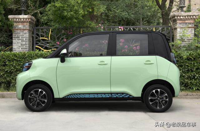 朋克新款代步电动小车多多即将上市,实用5门4座布局,售2.68万起 全球新闻风头榜 第2张