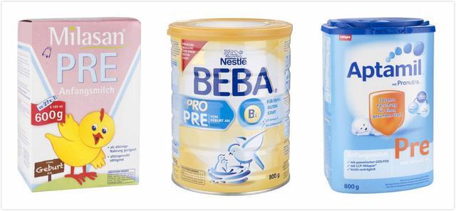 婴儿奶粉品牌排行,德国人评测自家15款奶粉:爱他美、喜宝都不如米拉山、贝巴