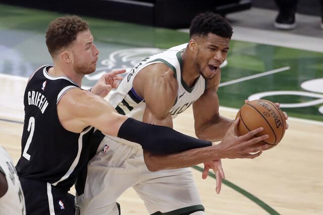 NBA季后赛雄鹿vs篮网 全球新闻风头榜 第6张
