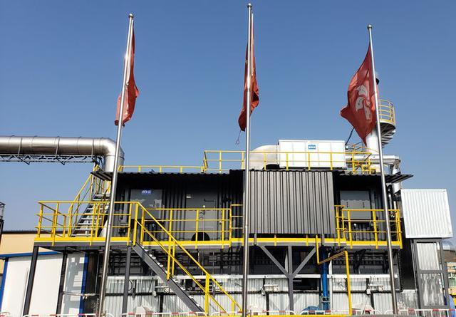 印刷工程,品质工程 淄博某印刷包装企业与可迪尔再度合作二期项目