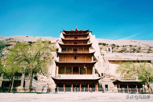 张掖景点,走过甘肃河西走廊4个旅游城市,最喜欢还是张掖,看点丰富门票低