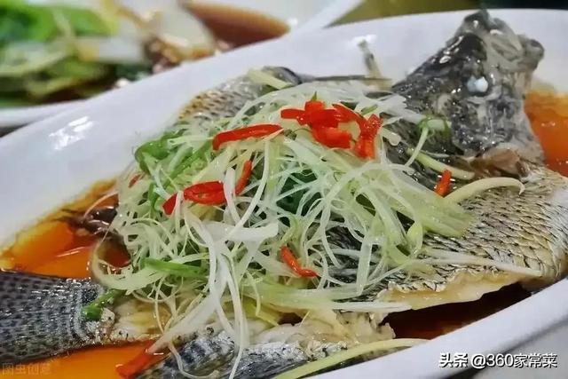 鱼的做法大全家常菜,年夜饭不能没有鱼,分享6种不同的鱼和做法,让你年年有余