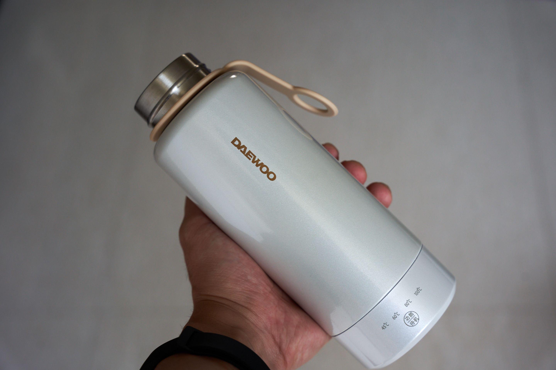 """能烧水、能恒温、能随身的保温杯,我的热水专家之""""大宇彩虹杯"""""""
