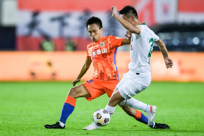 广州队国安的第5轮比赛延期 目前最纠结的可能是泰山队了