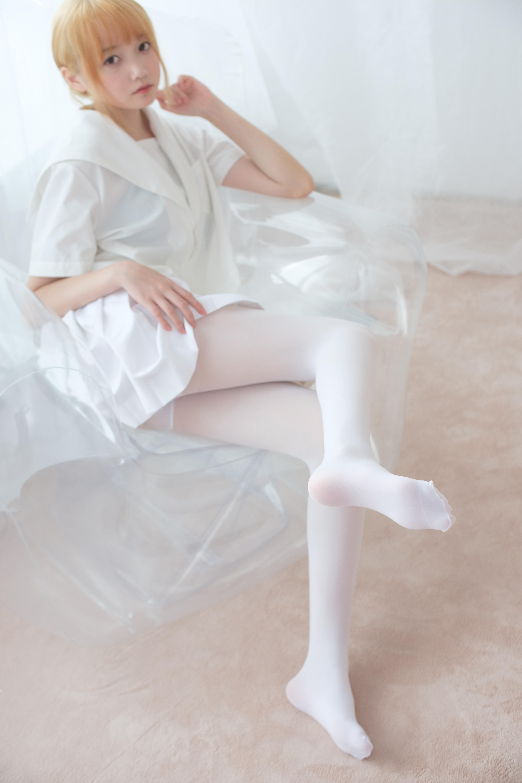 森萝财团 X-038 无水印(学妹请别走~~极品超薄白丝带来的视觉美!!)