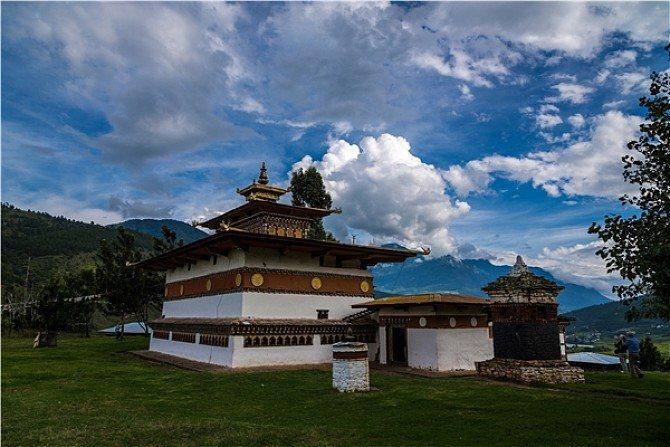 不丹——切米拉康
