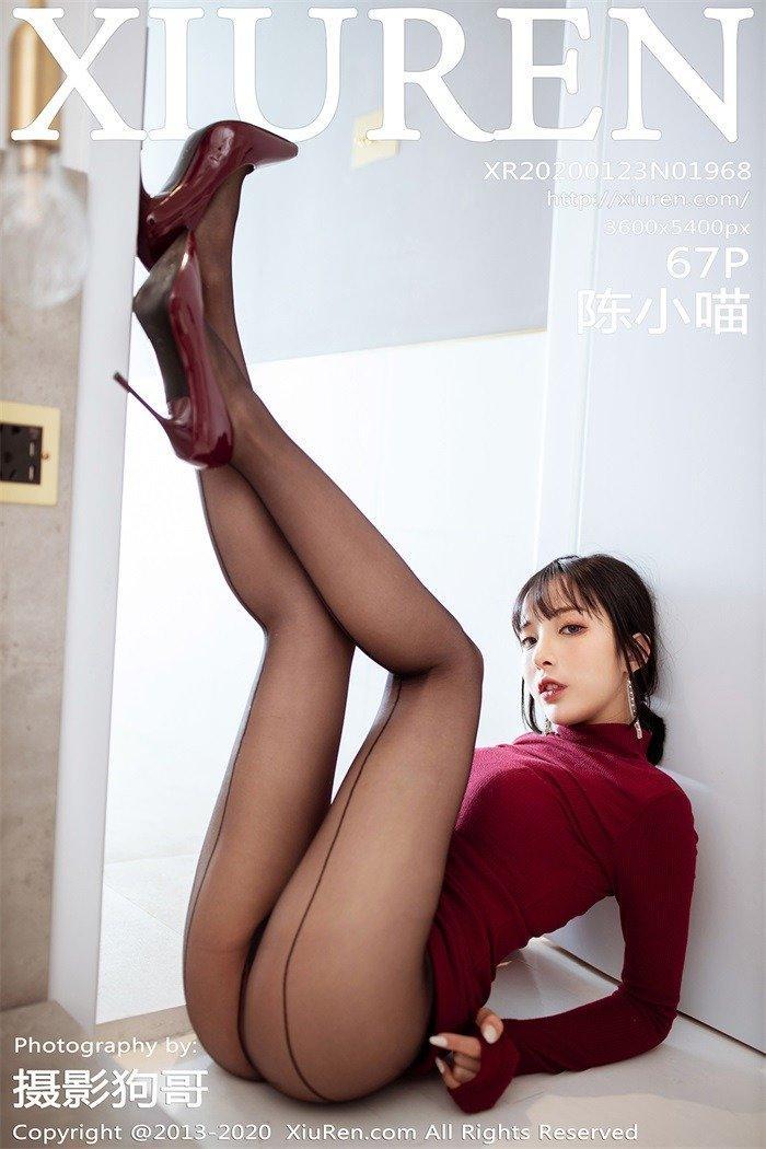 [XIUREN秀人网] 2020.01.23 No.1968 陈小喵 [67+1P/158MB]