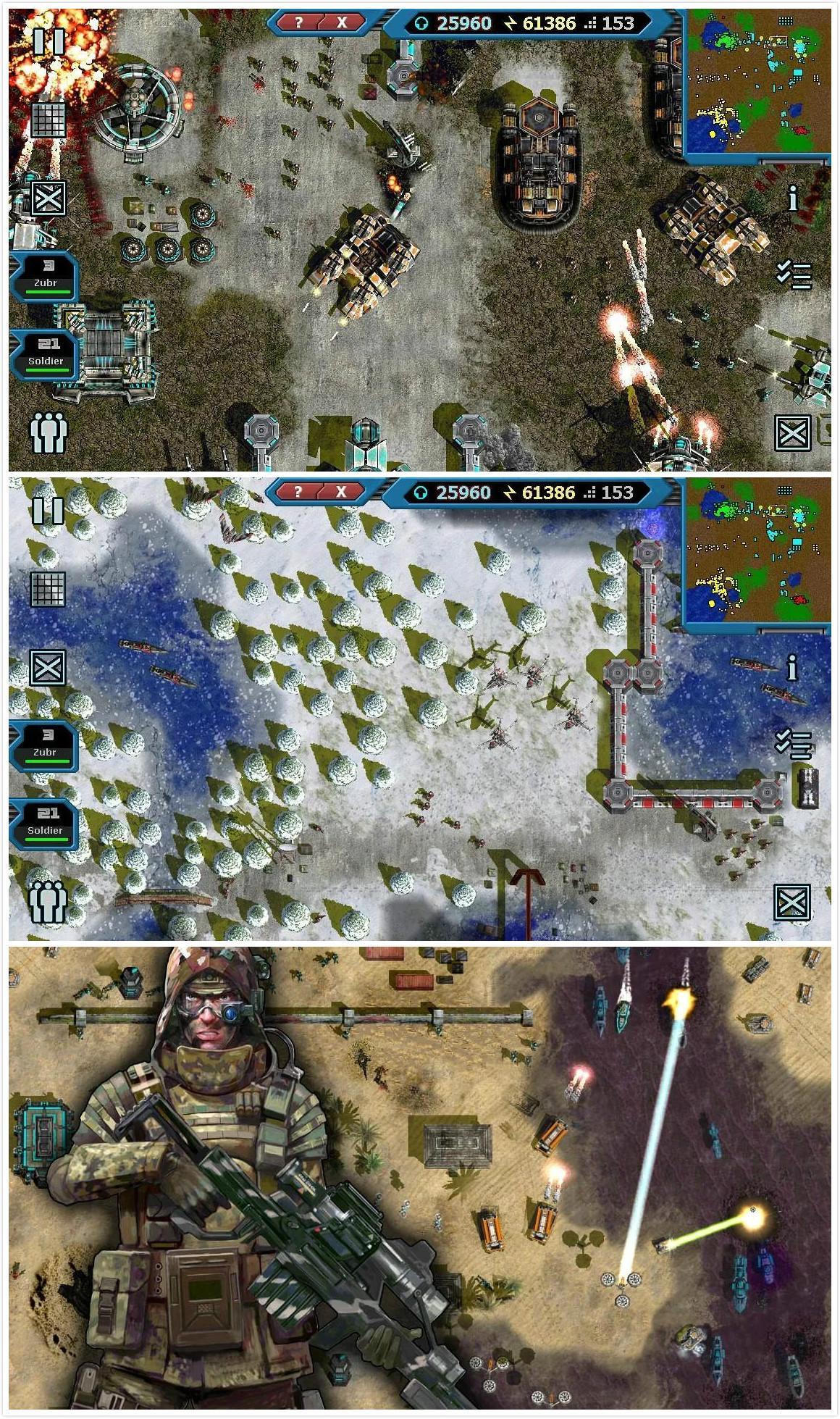 机械战争3 Mod v3.1.12 修改高攻击