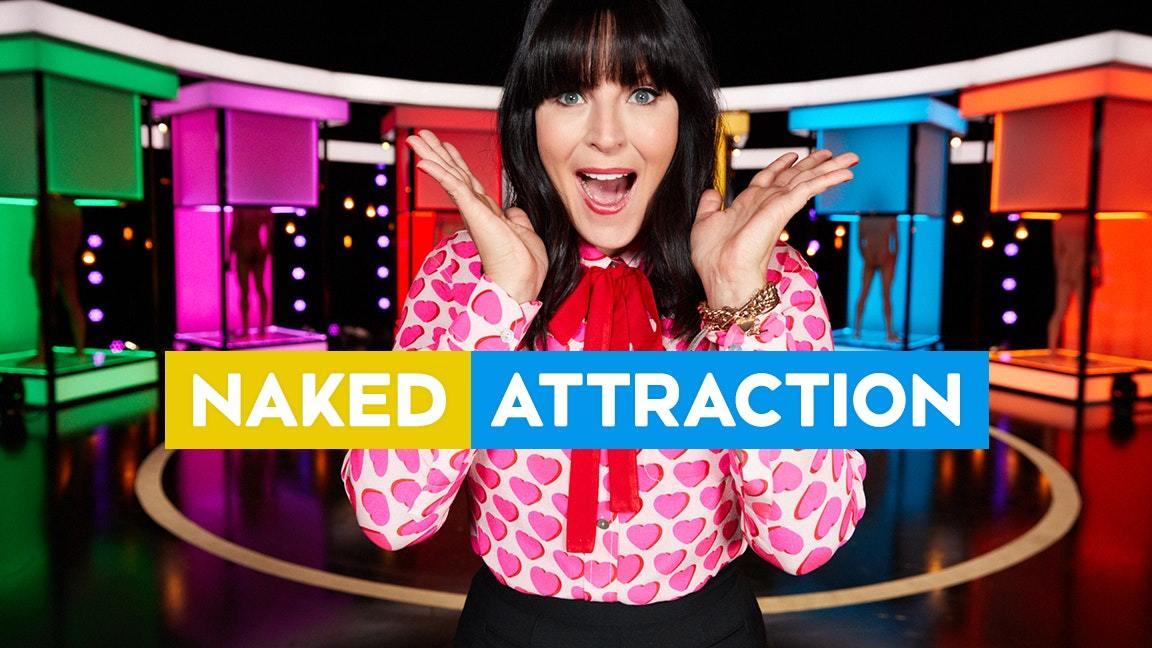 英国相亲节目《Naked Attraction》全裸相亲