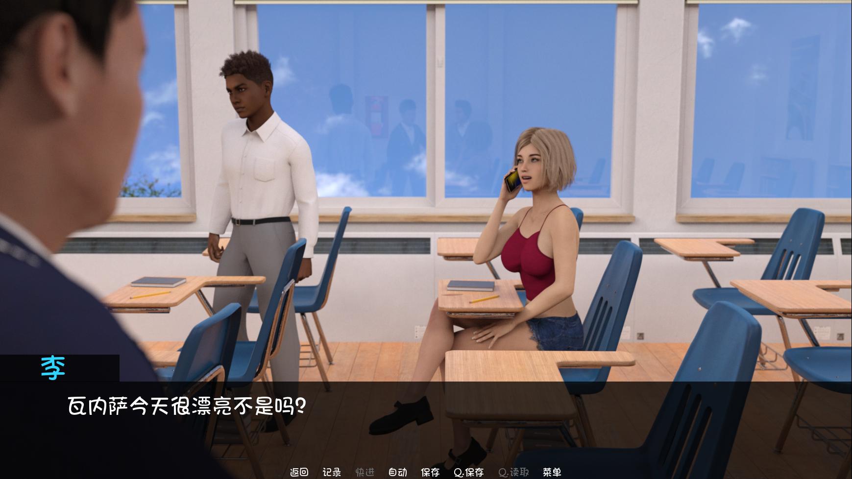 《校园 v0.7》/SLG游戏/PC/安卓