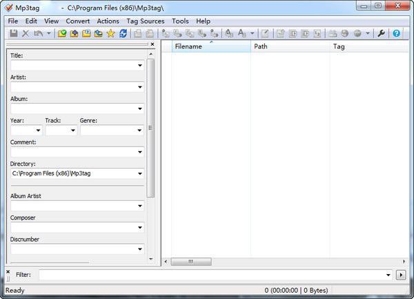 Mp3tag绿色版v2.94电脑版下载