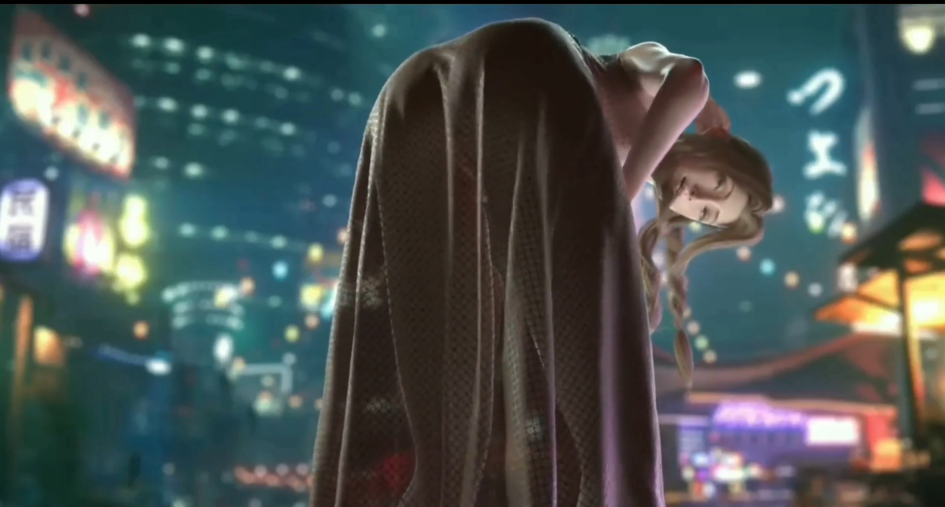 《蒂法&爱丽丝~最终幻想7重置:超写实3D步兵同人1080HD版》/动漫
