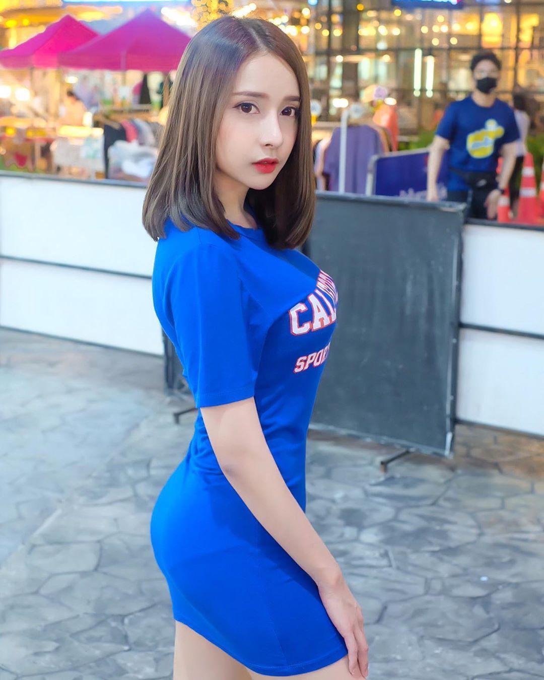 图片[2]-泰国美女绝对领域前凸后翘巨乳奶炮,那方面都是优质的!-福利巴士