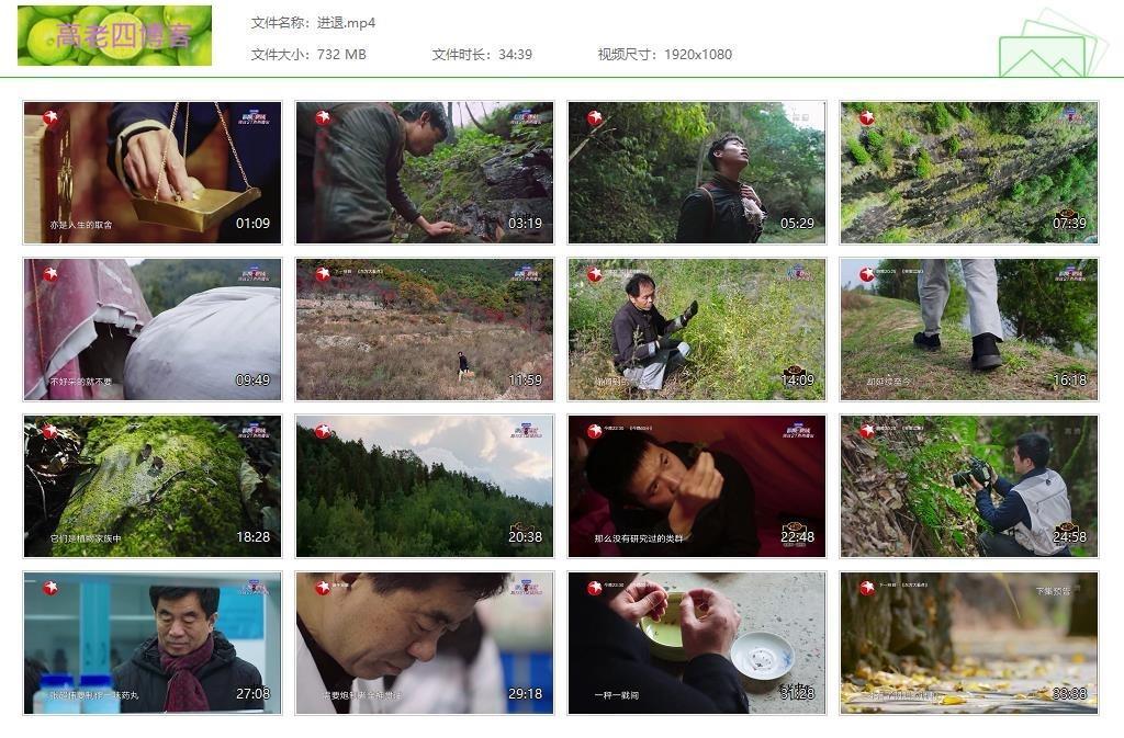 纪录片《本草中华》两季全 1080P 分享的图片-高老四博客