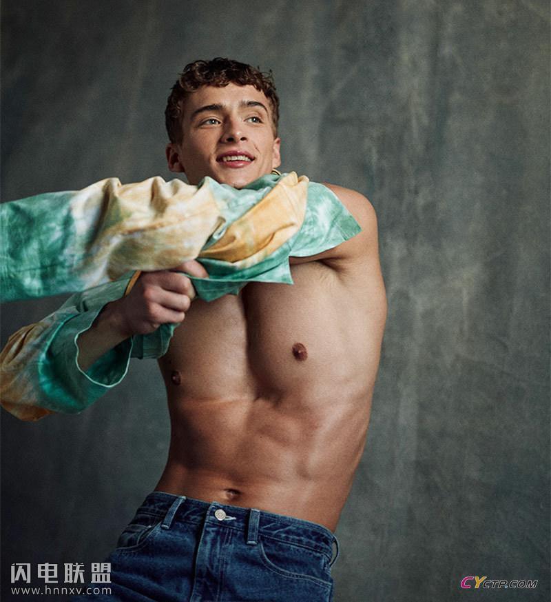 欧美男同志网站小鲜肉男模高清写真图片