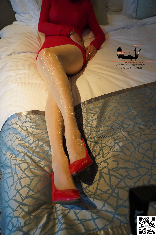 LISS 丽丝映像 NO.050 暧昧的红色.是法国红酒的味道!!!-蜜桃畅享