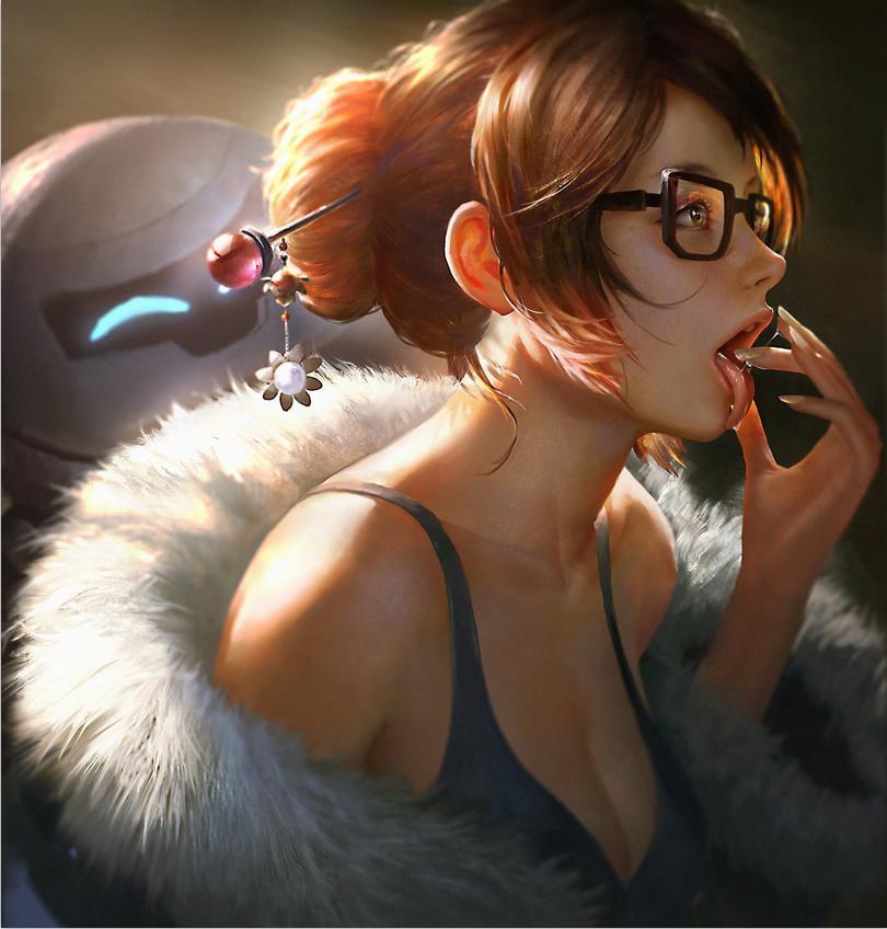 P站官网画师artstation-wangchen