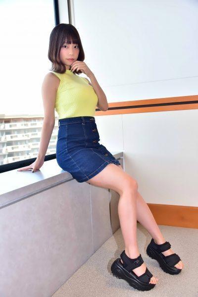 KUBD-075山光(青山ひかる)人气写真女星下海?!超级期待她的双峰~-来了社长