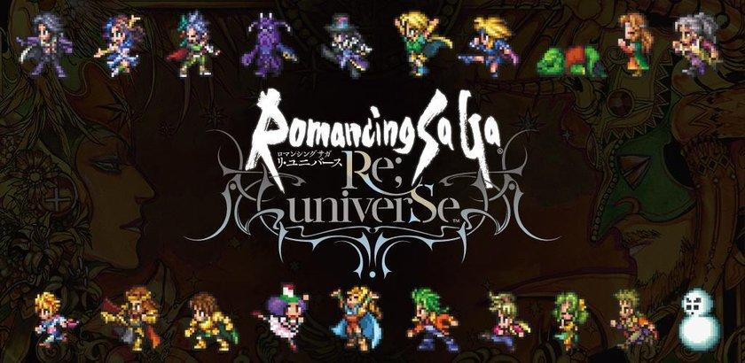 浪漫沙加Re:univerSe ロマンシング サガ リ・ユニバース安卓版下载