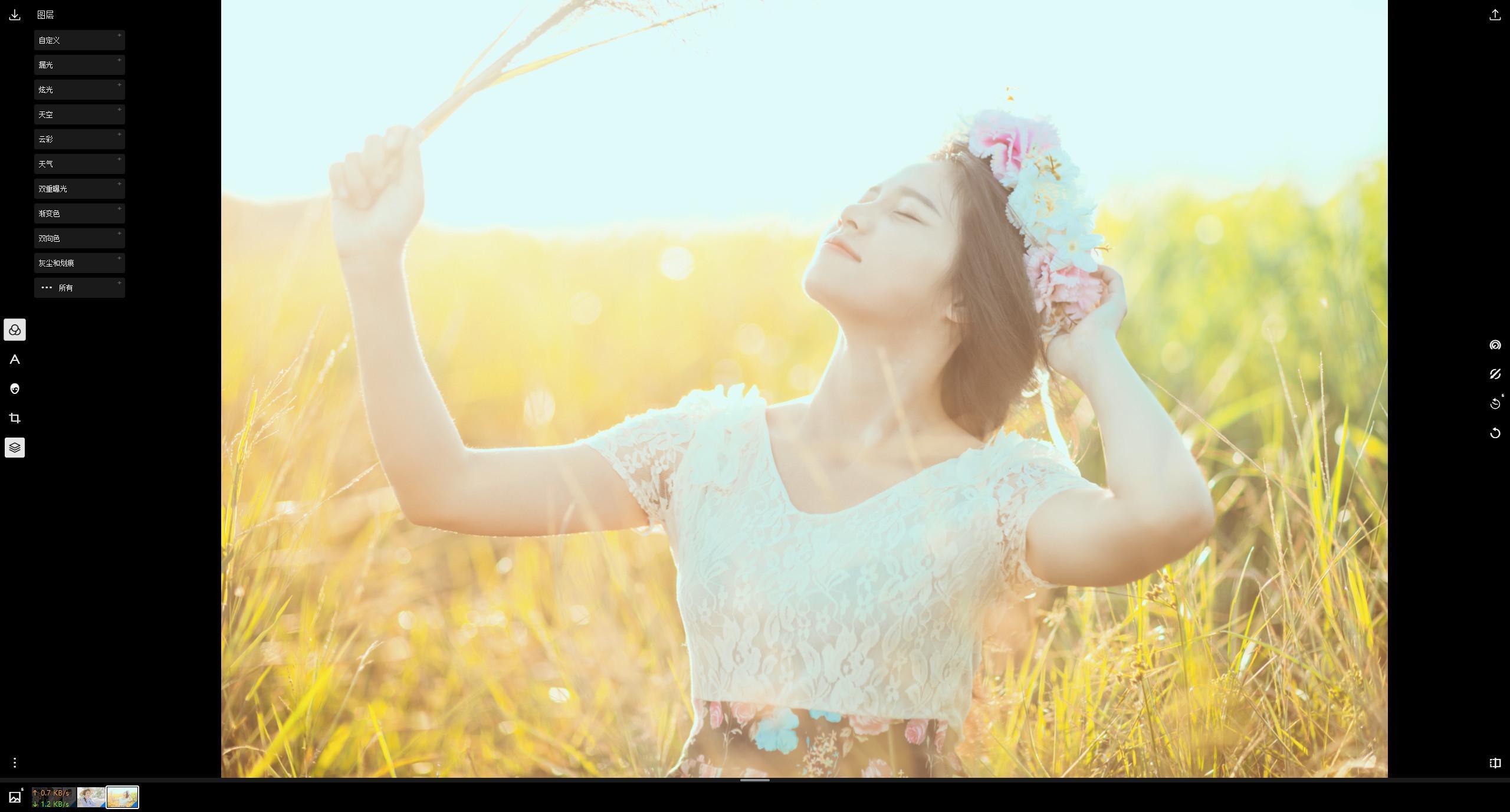 软件下载-泼辣修图电脑版 Polarr Photo Editor Pro 5.10.22 中文专业版(5)