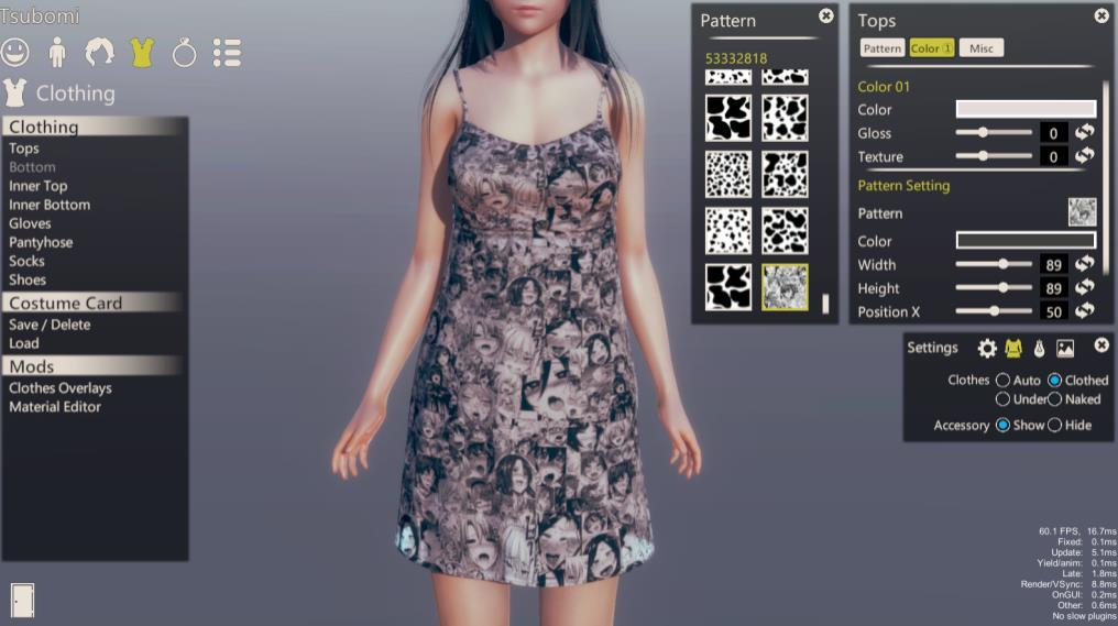 [合集] 【3D捏人巨作/中文/新整合】AI少女:V1.06 最新整合包 V1.19汉化版【1月20日更新/24G】