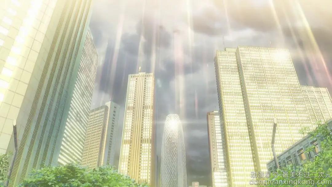 《天气之子》结局深度解析+彩蛋分析,组成新海诚宇宙只是时间问题