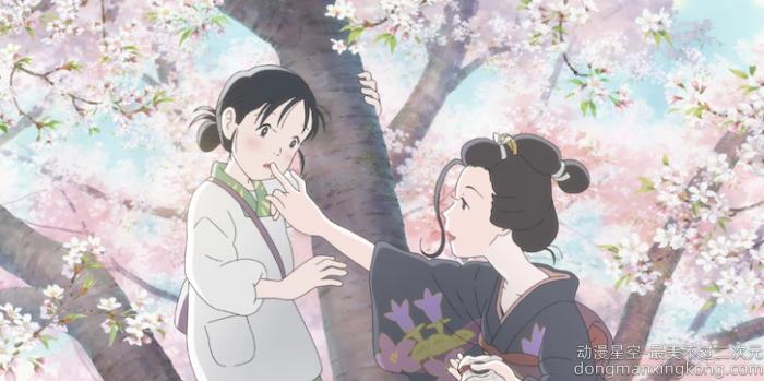 情感系名作 动画电影《在这世界的角落》新版正式预告公布