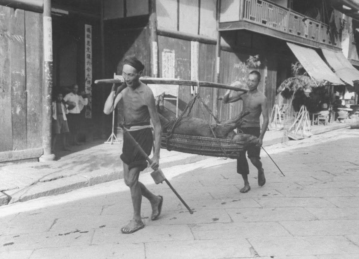 卡尔·迈丹斯美国生活杂志之1940-1949年《二战中国摄影集》珍贵图集分享的图片-高老四博客 第8张