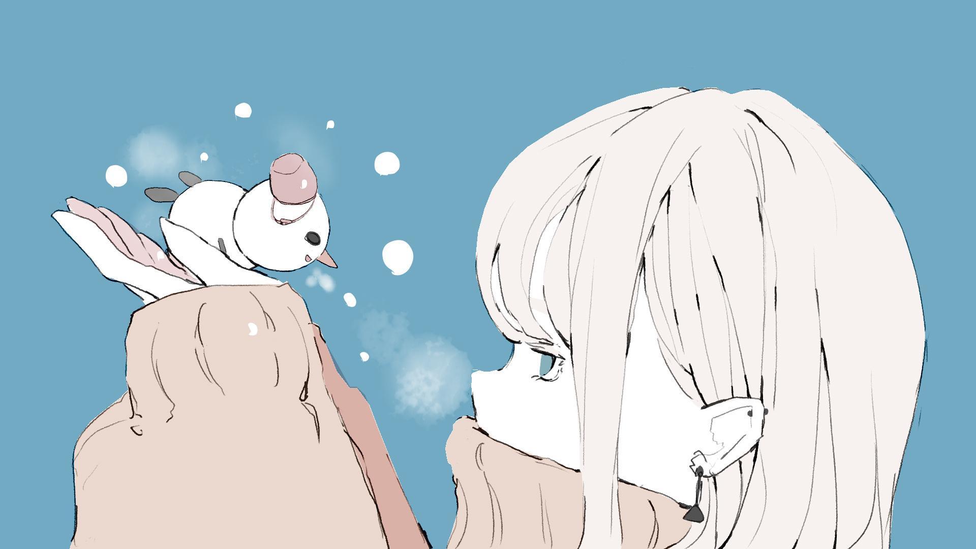【P站美图】日本画师ノーコピーライトガール插画作品