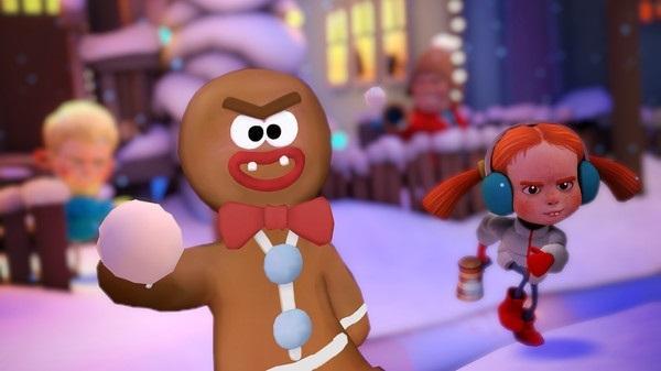 限时免费 Steam平台VR游戏《欢乐雪球(Merry Snowballs)》