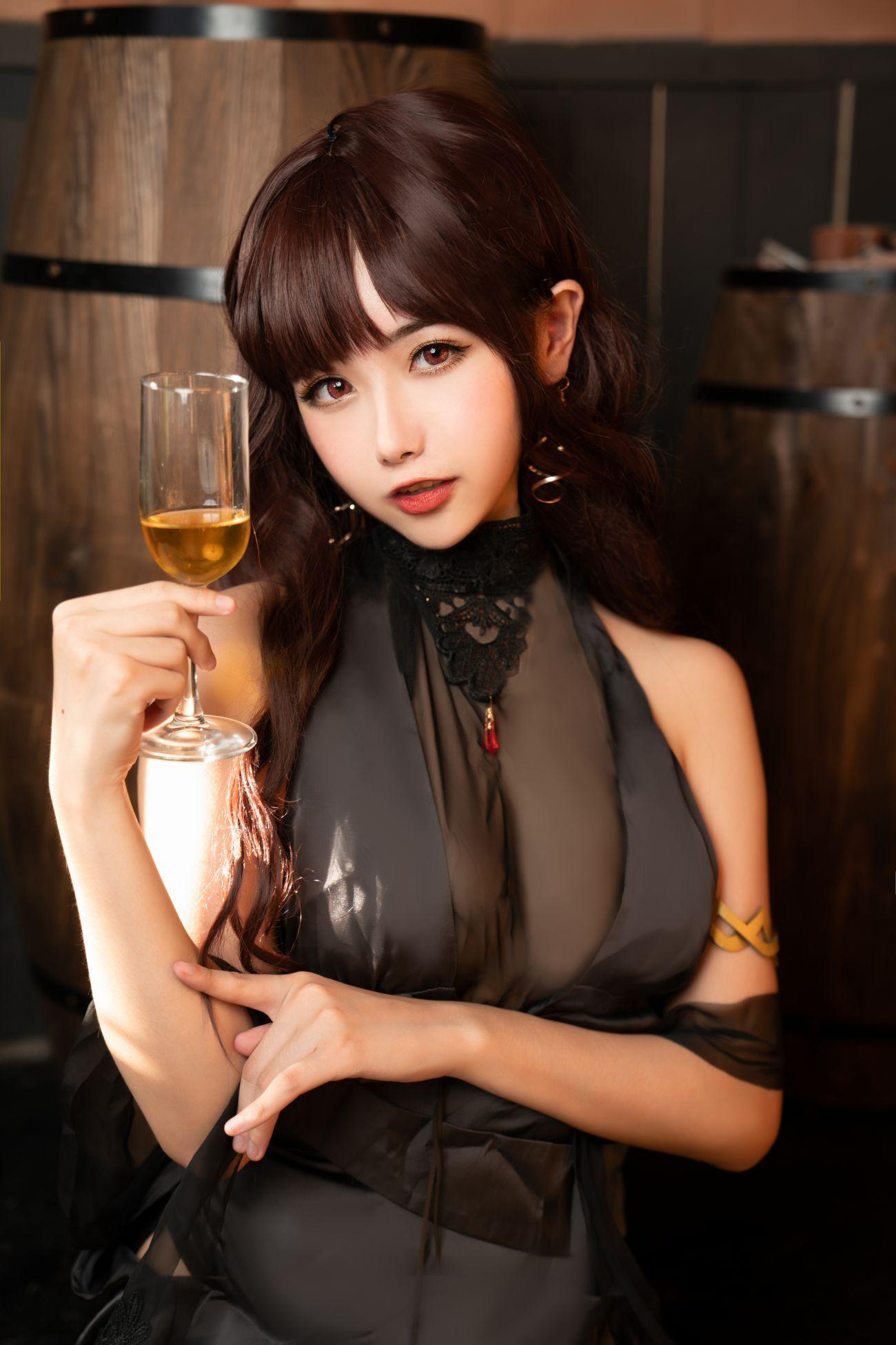 cosplay-[Momoko葵葵] DSR-50(少女前线)
