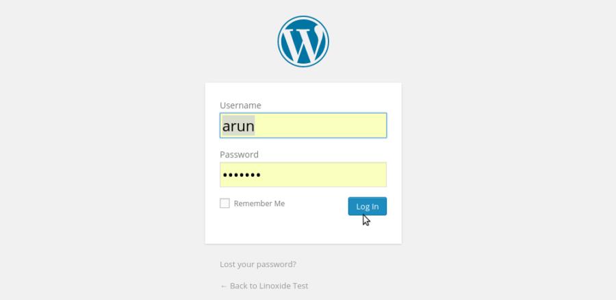 完全美化WordPress后台登陆页面指南