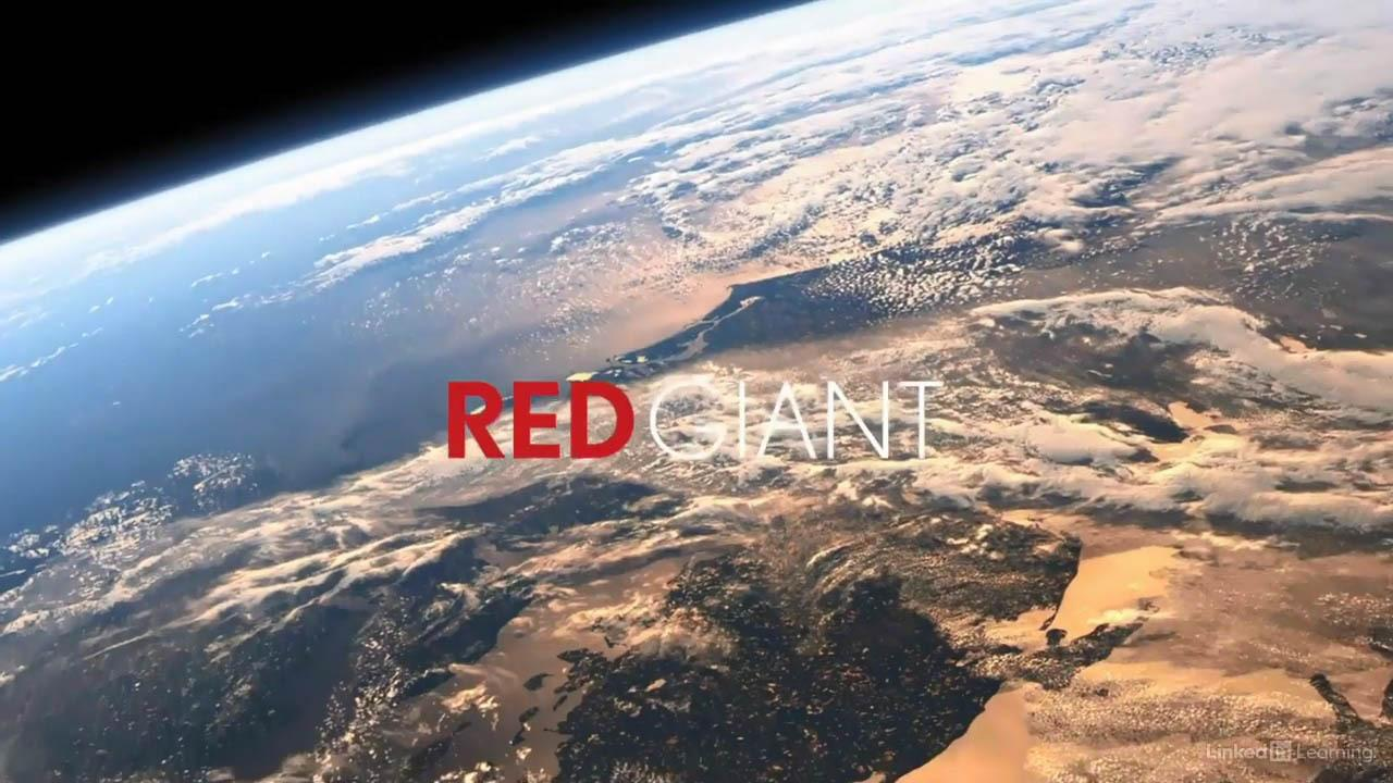 Using Red Giant Universe for Video Editors and Mograph Designers