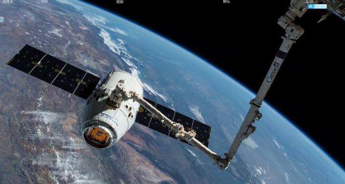Wallpaper Engine卫星地球空间站4K动态壁纸百度云迅雷下载