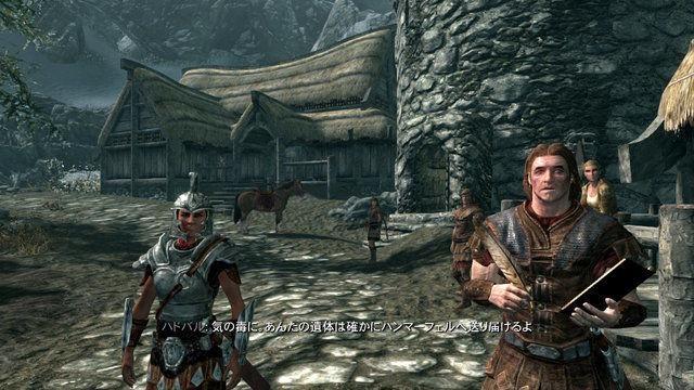 """""""The Elder Scrolls V: Skyrim""""质朴地留在记忆中的台词9选!""""膝盖中箭""""太可惜了-来了社长"""