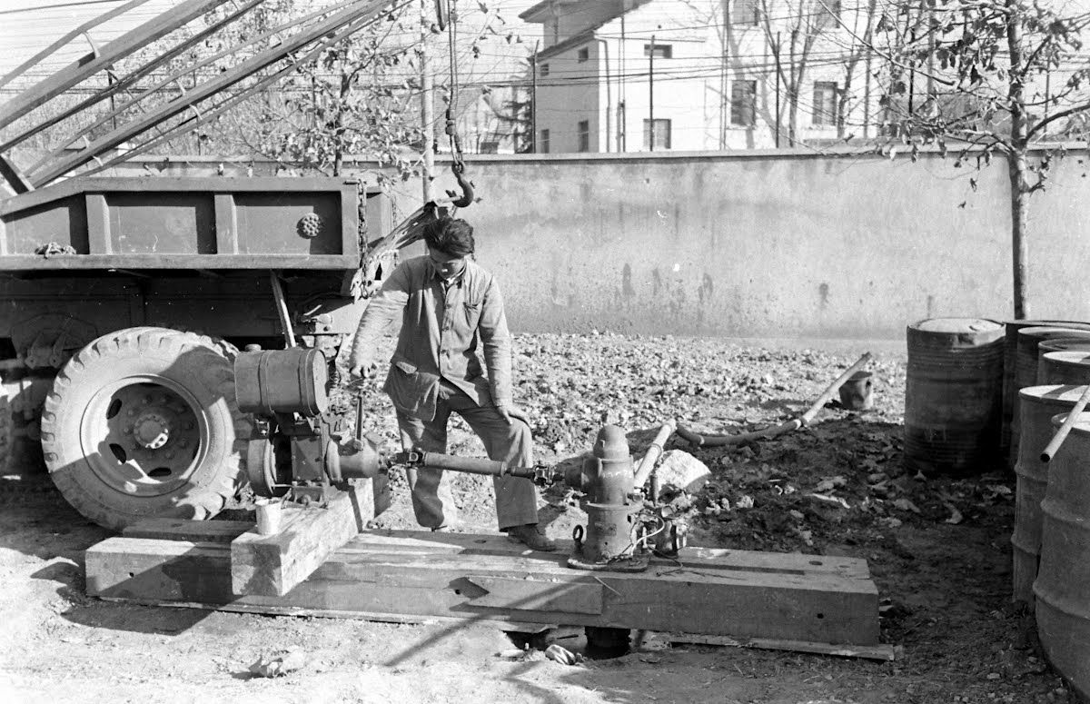卡尔·迈丹斯美国生活杂志之1940-1949年《二战中国摄影集》珍贵图集分享的图片-高老四博客 第5张