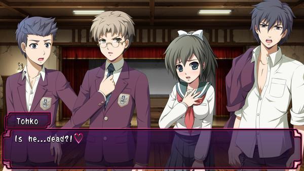 Corpse Party: Sweet Sachiko's Hysteric Birthday Bash 尸体派对:Sweet Sachiko的歇斯底里生日狂欢