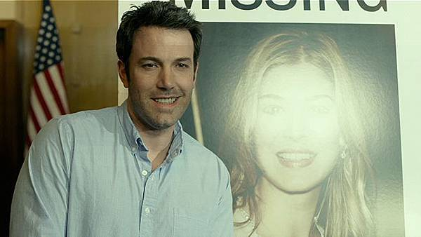 对大卫芬奇的喜好产生分歧的电影:《消失的爱人》(Gone Girl)