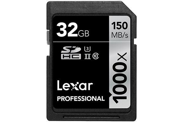 Lexar Professional 1000x 32GB