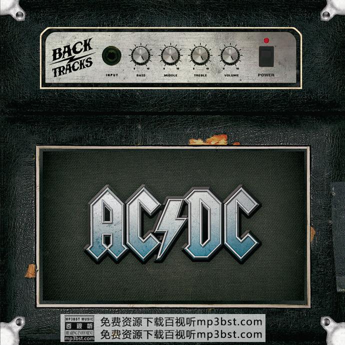 ACDC - 《Backtracks》2009稀缺经典全收录[Hi-Res 96kHz_24bit FLAC]