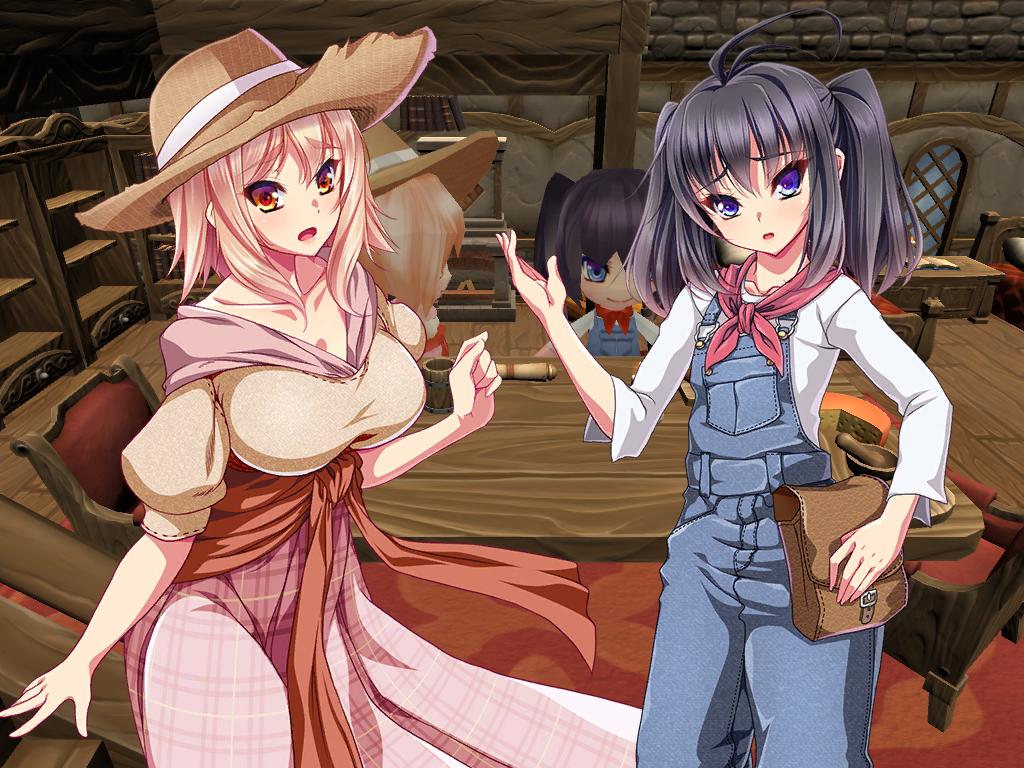 《牧农物語:双胞胎姐妹的还债奋斗记!》/RPG游戏/PC
