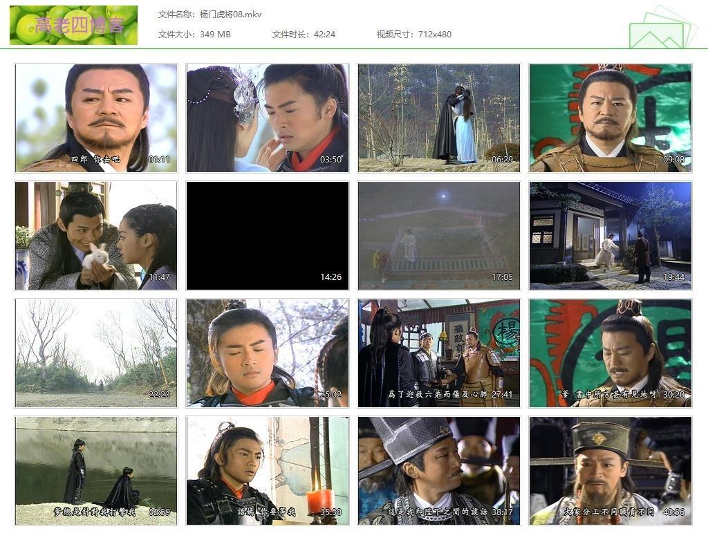 苏有朋主演《杨门虎将》台版未删减版圆盘分享的图片-高老四博客